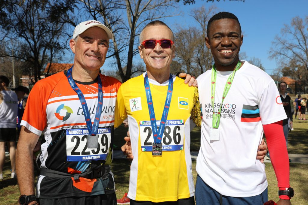 mudgee marathon winners