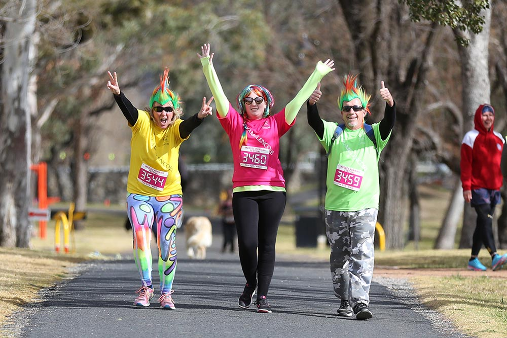 fun on run mudgee running festival dress up