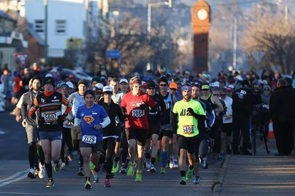 mudgee marathon race